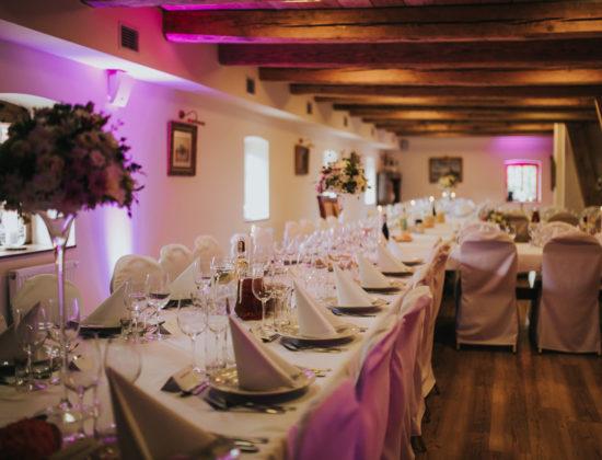 Hotel/Restauracja na wesele