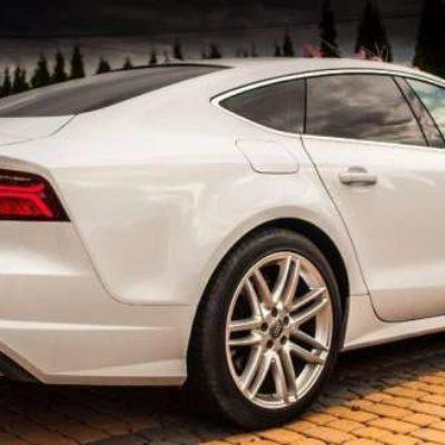 Audi A7 S-line 2016