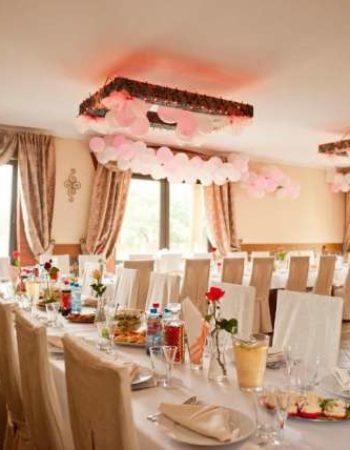 Sala weselna do wynajęcia