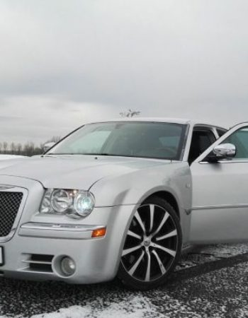 CHRYSLER 300C do ślubu