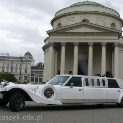 Excalibur, Chrysler Limo wynajem