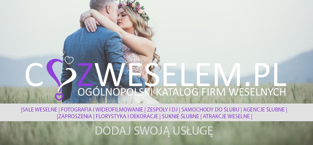Cozweselempl Ogólnopolski Katalog Firm Weselnych
