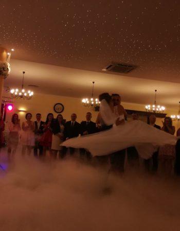 Ciężki Dym, Napisy Love, Miłość , 18, Dekoracje Światłem Led, Gobo